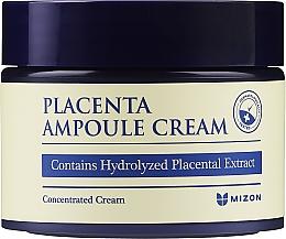 Духи, Парфюмерия, косметика Плацентарный крем - Mizon Placenta Ampoule Cream