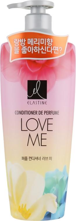 Парфюмированный кондиционер для волос - LG Household & Health LG Elastine Love Me Conditioner