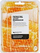 """Духи, Парфюмерия, косметика Тканевая маска для лица """"Мед"""" - Superfood For Skin Energizing Sheet Mask"""