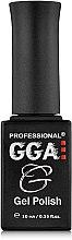 Духи, Парфюмерия, косметика Гель-лак для ногтей - GGA Professional Gel Polish