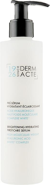 """Осветляющая пре-сыворотка """"Первый уход"""" - Academie White Derm Acte Pre Serum Hydratant Eclaircissant"""