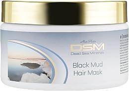 Духи, Парфюмерия, косметика Грязевая маска для волос - Mon Platin DSM Black Mud Hair Mask