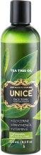 Духи, Парфюмерия, косметика Тоник для лица с маслом чайного дерева - Unice Face Tonic Tea Tree Oil