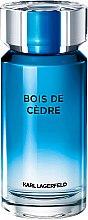 Духи, Парфюмерия, косметика Karl Lagerfeld Bois De Cedre - Туалетная вода (тестер с крышечкой)
