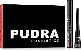 Духи, Парфюмерия, косметика Набор - Pudra Try It Kit (mascara/10ml + pencil/3ml)