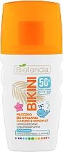 Духи, Парфюмерия, косметика Солнцезащитное молочко для детей и младенцев - Bielenda Bikini Sun Milk Spf 50