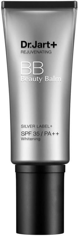 Омолаживающий ВВ-крем - Dr. Jart+ Rejuvenating Beauty Balm Silver Label