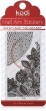 Духи, Парфюмерия, косметика Наклейки для дизайна ногтей - Kodi Professional Nail Art Stickers LC055
