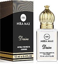 Духи, Парфюмерия, косметика Mira Max Desire - Парфюмированное масло