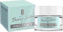 Духи, Парфюмерия, косметика Увлажняющий крем для лица с козьим молоком - Bialy Jelen Nourishing Face Cream