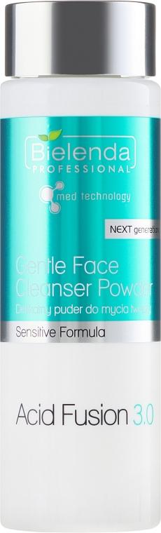 Мягкая пудра для умывания - Bielenda Professional Acid Fusion 3.0 Gentle Face Cleanser Powder