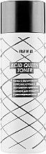 Духи, Парфюмерия, косметика Тонер с фруктовыми (АНА) кислотами и экстрактом красного клевера - First of All Acid Queen Toner