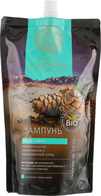 "Шампунь для волос ""Дары тайги"" - Natura Siberica Natura Kamchatka Shampoo (дой-пак)"