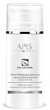 Крем для век - APIS Professional Quick Lifting Eye Conture Cream