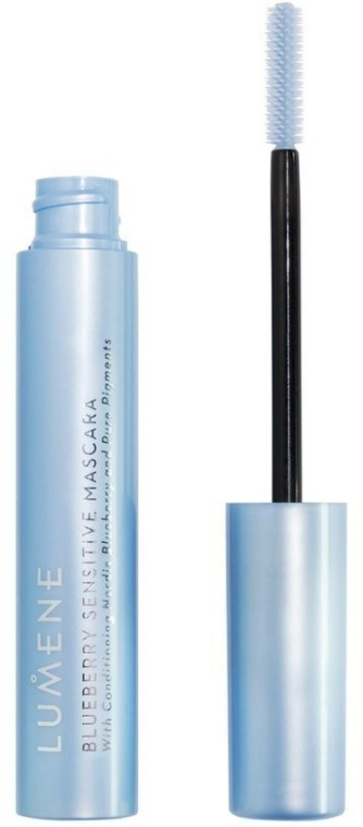 Тушь с черникой для чувствительных глаз - Lumene Blueberry Sensitive Mascara