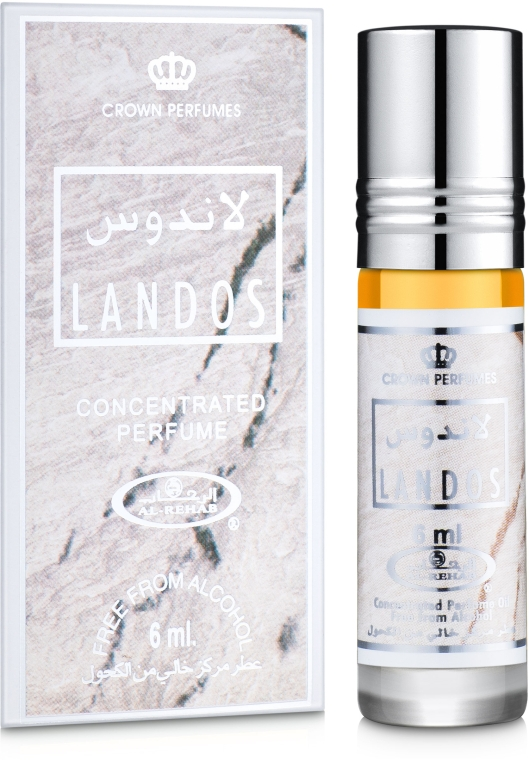 Al Rehab Landos - Масляные духи