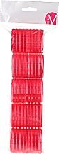 Духи, Парфюмерия, косметика Бигуди с липучкой, 499594, красные - Inter-Vion