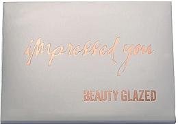 Духи, Парфюмерия, косметика Палетка теней для век - Beauty Glazed Pressed Powder Eyeshadow Palette