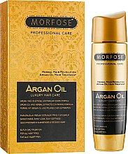 Духи, Парфюмерия, косметика Аргановое масло - Morfose Luxury Hair Care Argan Oil Hair Treatment