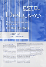 Парфумерія, косметика Пудра для знебарвлення волосся - Estel Professional De Luxe Ultra Blond