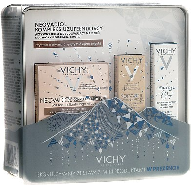 Набор - Vichy (cr/3ml + cr/50ml + booster/10ml)