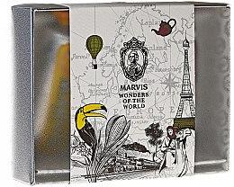 Духи, Парфюмерия, косметика Набор зубных паст - Marvis Wonders of the World (toothpaste/3x25ml)