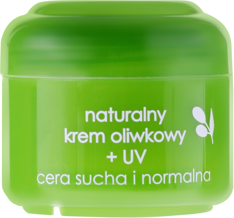 """Крем для лица """"Оливковый натуральный"""" + UV - Ziaja Face Cream"""