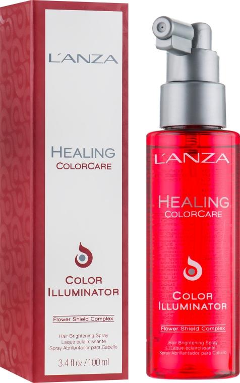 Средство для ухода за цветом волос - L'anza Healing ColorCare Color Illuminator