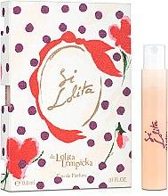 Духи, Парфюмерия, косметика Lolita Lempicka Si Lolita - Парфюмированная вода (пробник)