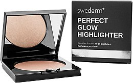 Духи, Парфюмерия, косметика Хайлайтер для лица - Swederm Perfect Glow Highlighter