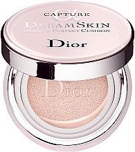 Духи, Парфюмерия, косметика Тональный кушон - Dior Capture Dreamskin Moist & Perfect Cushion SPF50