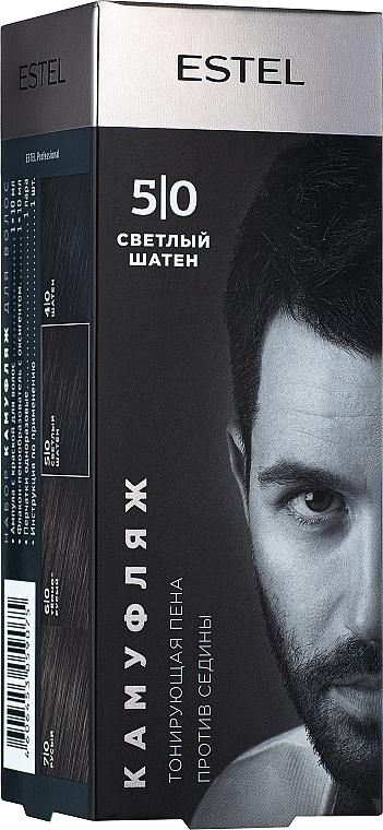 Набор для камуфляжа волос - Estel Alpha Homme