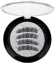 Духи, Парфюмерия, косметика Ресницы накладные с тремя магнитами - Divia Di945 KS01