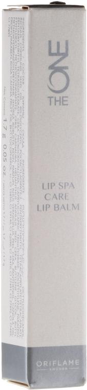 Мультиактивный бальзам для губ SPF 8 - Oriflame The One Care Lip Balm