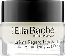Духи, Парфюмерия, косметика Скиниссим восстанавливающий крем для век - Ella Bache Skinissime Crème Regard Total Sublimatrice