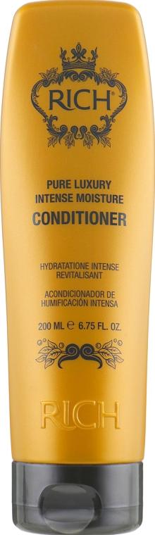 Интенсивно увлажняющий кондиционер - Rich Pure Luxury Intense Moisture Conditioner