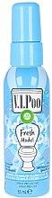 Духи, Парфюмерия, косметика Спрей-освежитель для воздуха - Air Wick V.I.Poo WC Fresh Model Spray