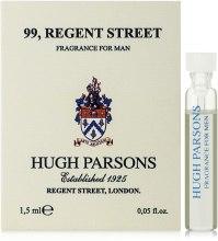 Духи, Парфюмерия, косметика Hugh Parsons 99 Regent Street - Парфюмированная вода (пробник)