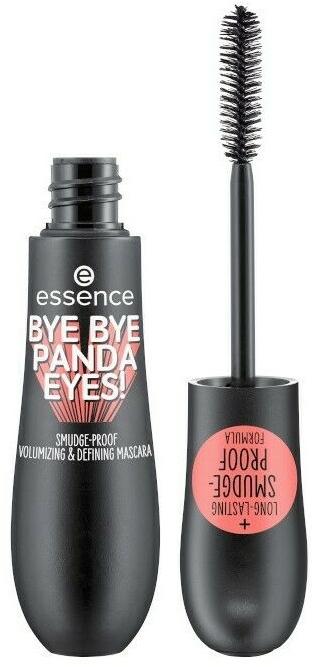 Тушь для ресниц - Essence Bye Bye Panda Eyes! Smudge-Proof Volumizing And Defining Mascara