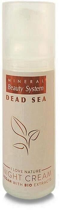Ночной крем для лица - Mineral Beauty System I Love Nature Night Cream — фото N1