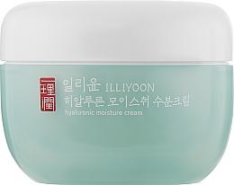 Духи, Парфюмерия, косметика Увлажняющий крем для лица с гиалуроновой кислотой - Illiyoon Hyaluronic Moisture Cream