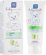 """Духи, Парфюмерия, косметика Зубная паста для детей """"Яблоко"""" - Babycoccole Baby Toothpaste Apple Flavour"""