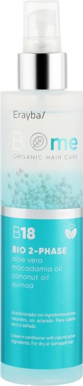 Двухфазный биоспрей для волос - Erayba BIOme Bio 2-Pfase B18