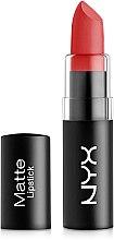 Матовая помада для губ - NYX Professional Makeup Matte Lipstick — фото N2