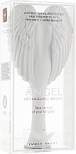 Духи, Парфюмерия, косметика Расческа для волос - Tangle Angel 2.0 Detangling Brush White/Grey