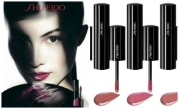 Блиск для губ - Shiseido Lacquer Gloss — фото N3