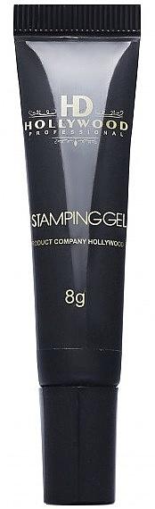 Гель-краска для стемпинга - HD Hollywood