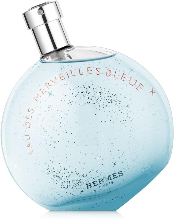 Hermes Eau des Merveilles Bleue - Туалетная вода