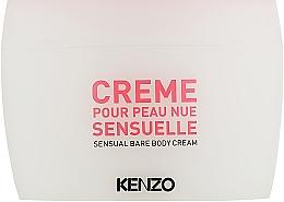 "Духи, Парфюмерия, косметика Крем ночной для тела ""Рис"" - KenzoKi Bare Body Night Cream"