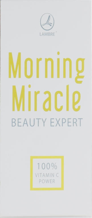 Сыворотка с витамином С - Lambre Beauty Expert